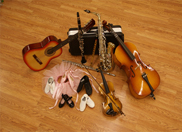 Leftovers, Etc. - Musical Instruments